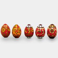 Яблоко Борецкая роспись